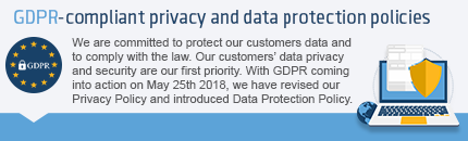 Data Privacy Policy >> Gdpr Compliant Privacy And Data Protection Policies